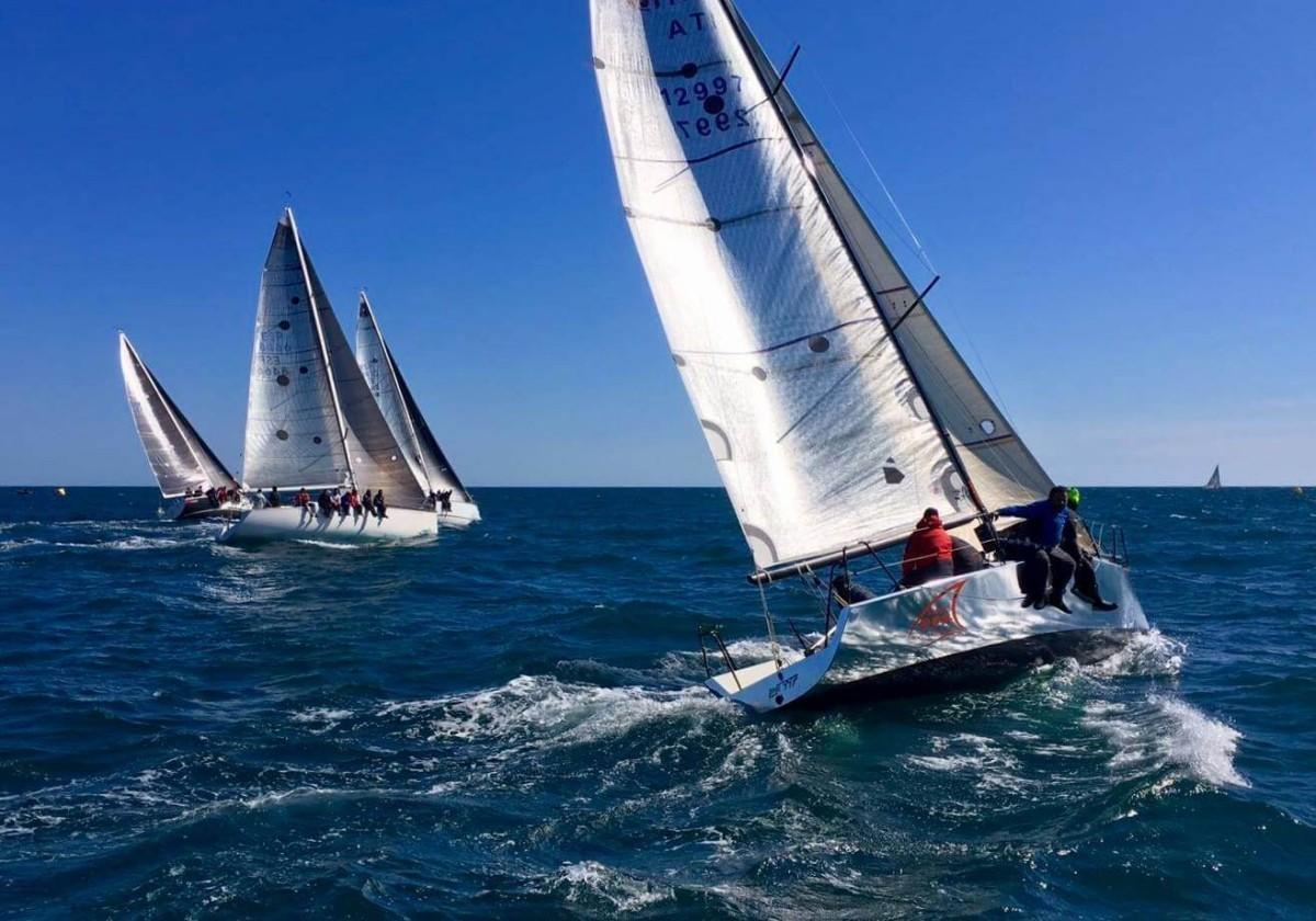 El Campeonato de Catalunya de Cruceros ORC 2018