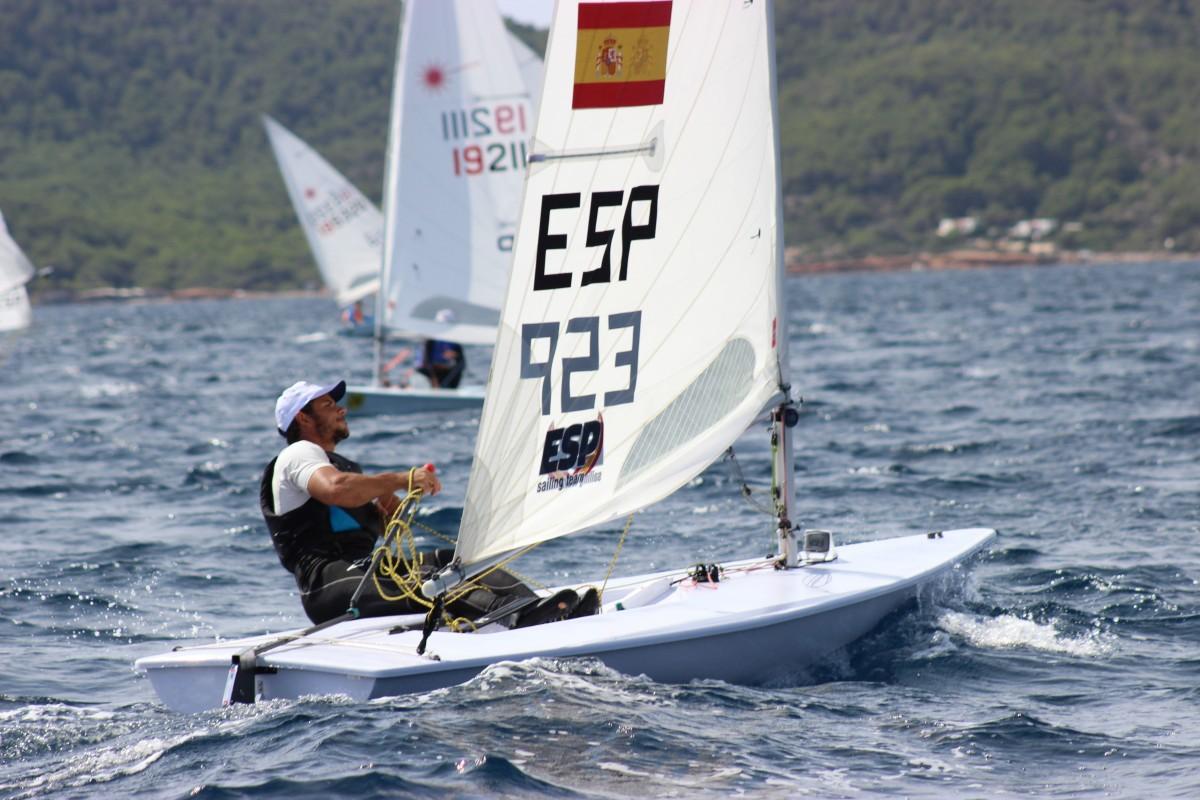 El Campeonato de España de ILCA 7 con un podio firme