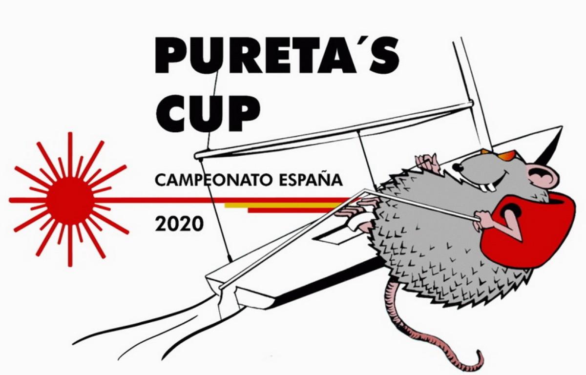 El Campeonato de España ILCA (Láser) Máster 2020 en Benalmádena