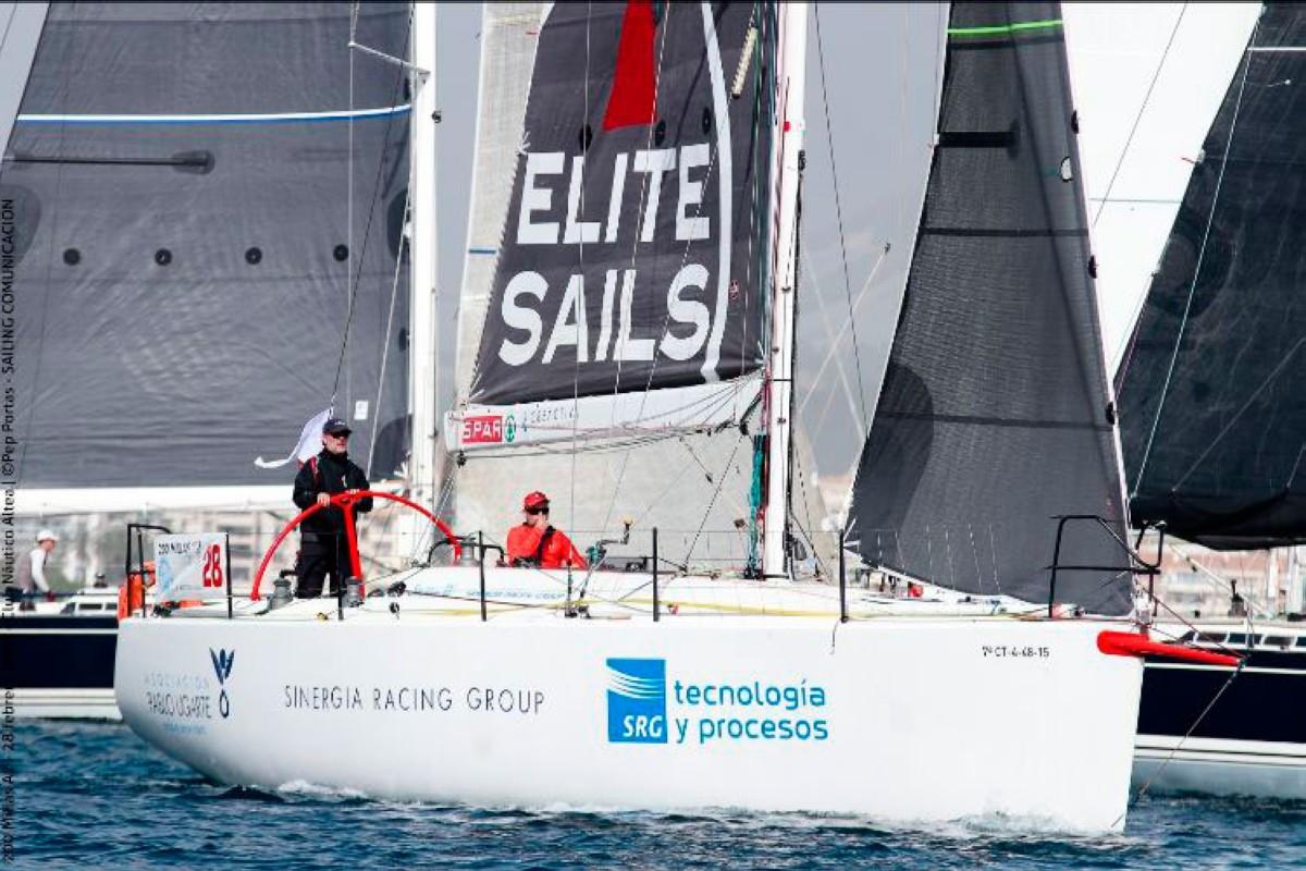 El Carmen-Elite Sails inicia la temporada en las 200 Millas A2