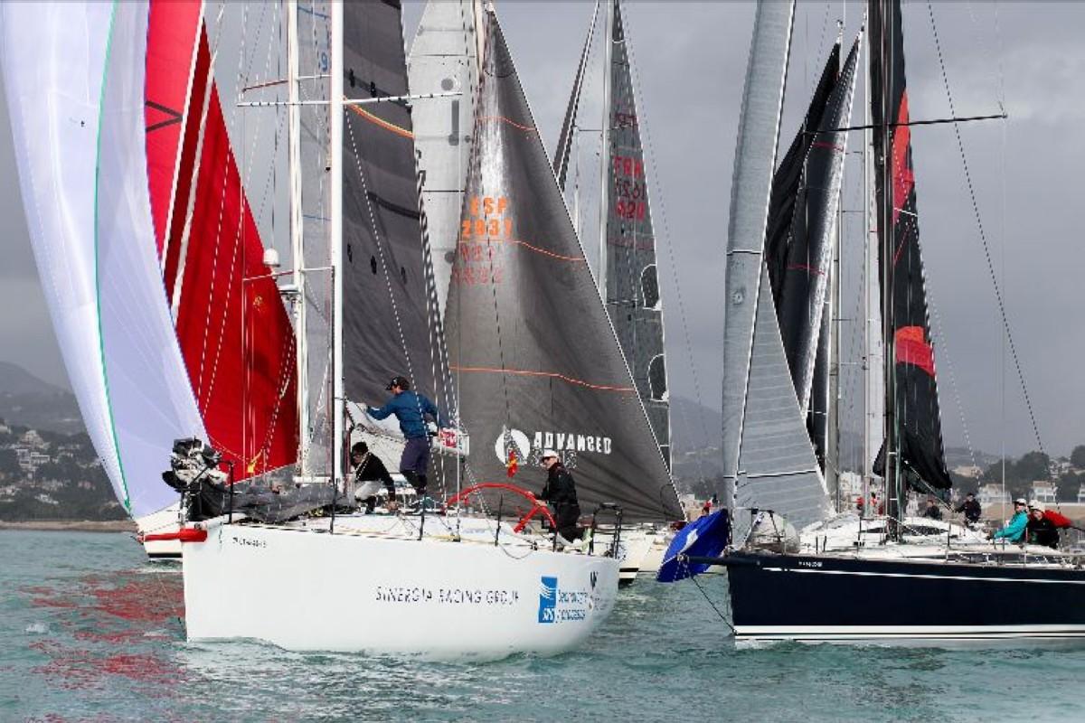 El Carmen-Elite Sails vencedor de las 300 Millas A3 Moraira