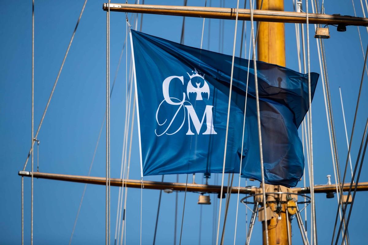 El Club de Mar Mallorca ha izado su nueva imagen corporativa