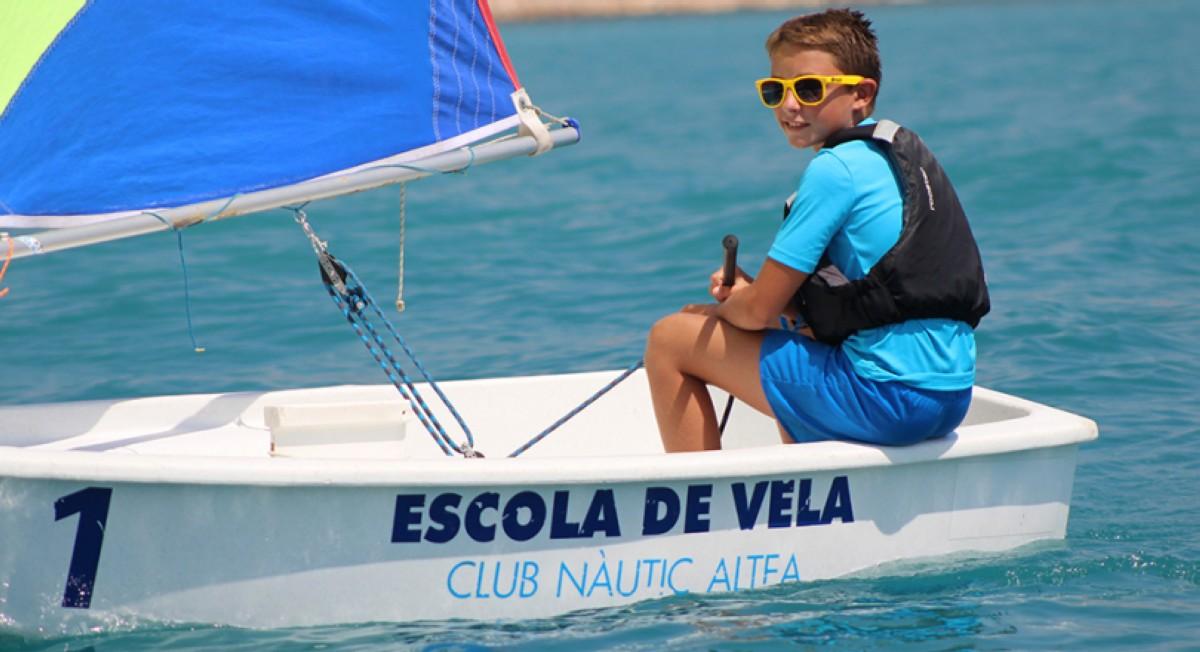 El CN Altea abre sus Escuelas de Verano en junio