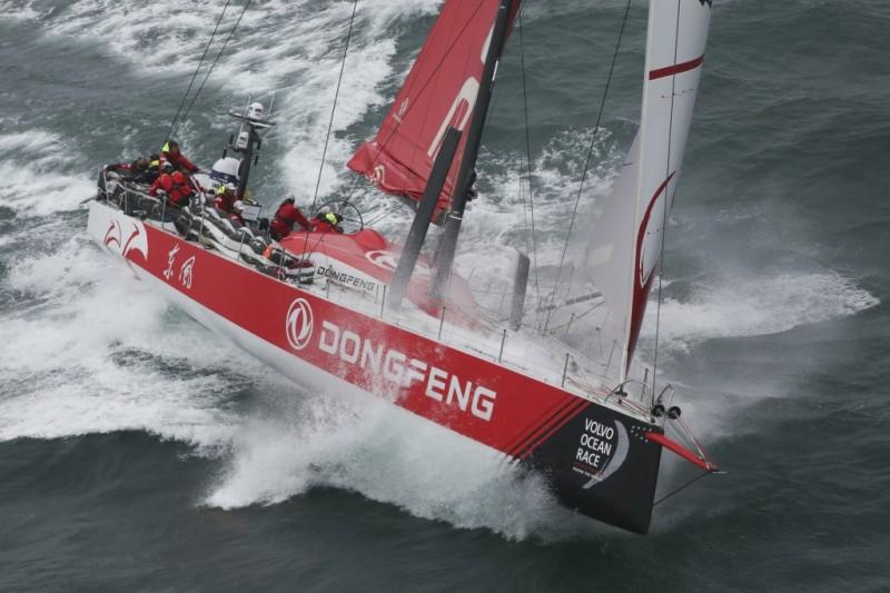 El Dongfeng lidera la flota de la Volvo Ocean Race