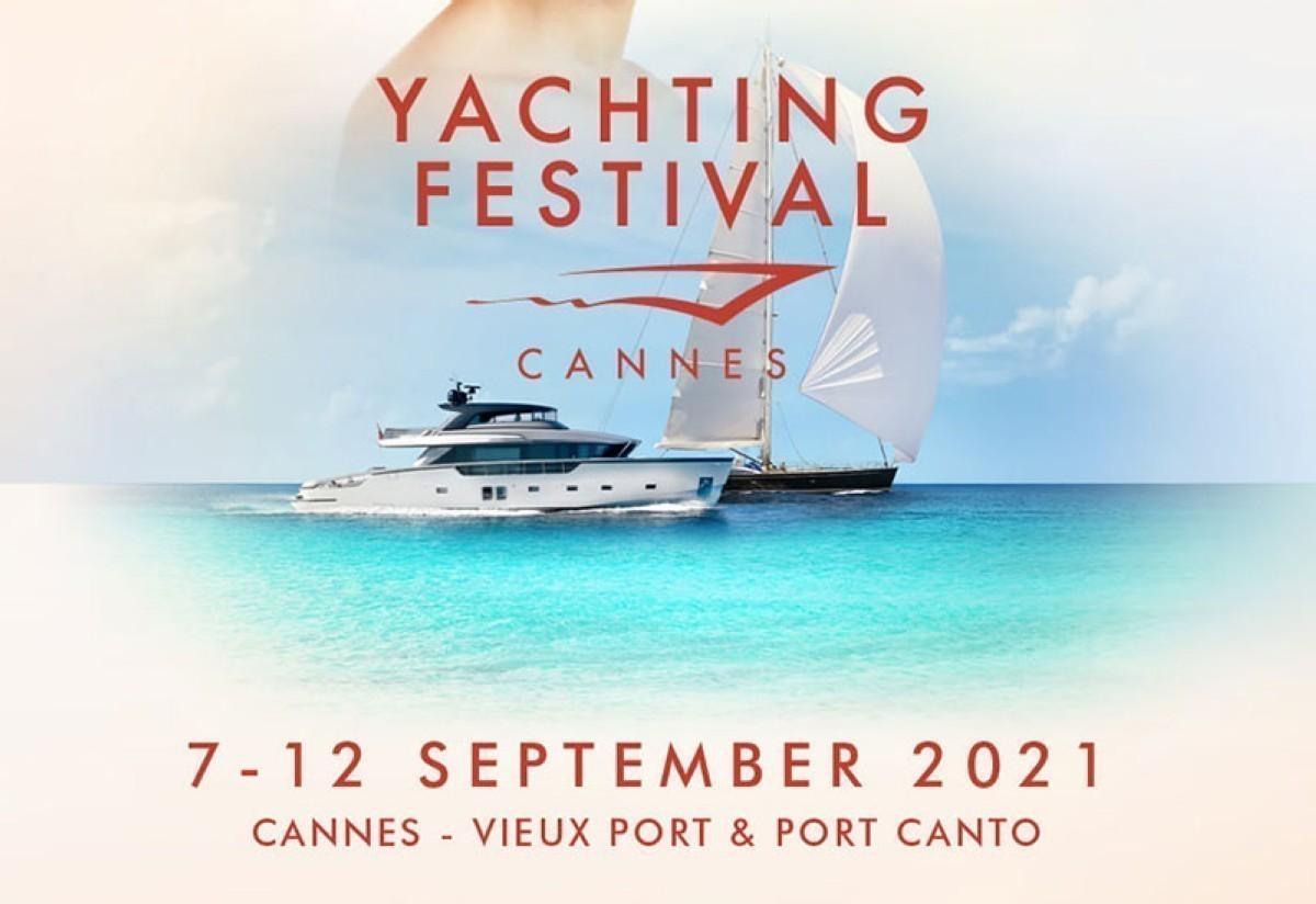 El Festival de yates de Cannes de 2021
