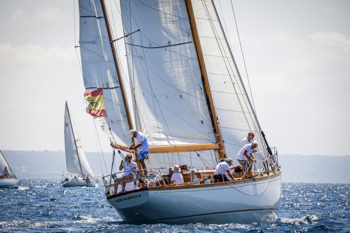 El Giraldilla se adjudica la V Regata Clásicos Club de Mar