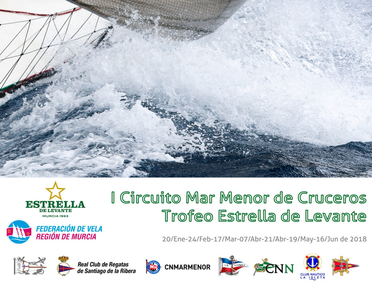 El I Circuito Mar Menor de Cruceros ORC Trofeo, Estrella de Levante