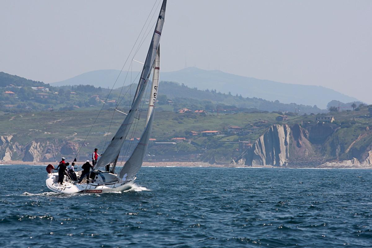 El I Trofeo One Sails celebró la tercera y definitiva jornada