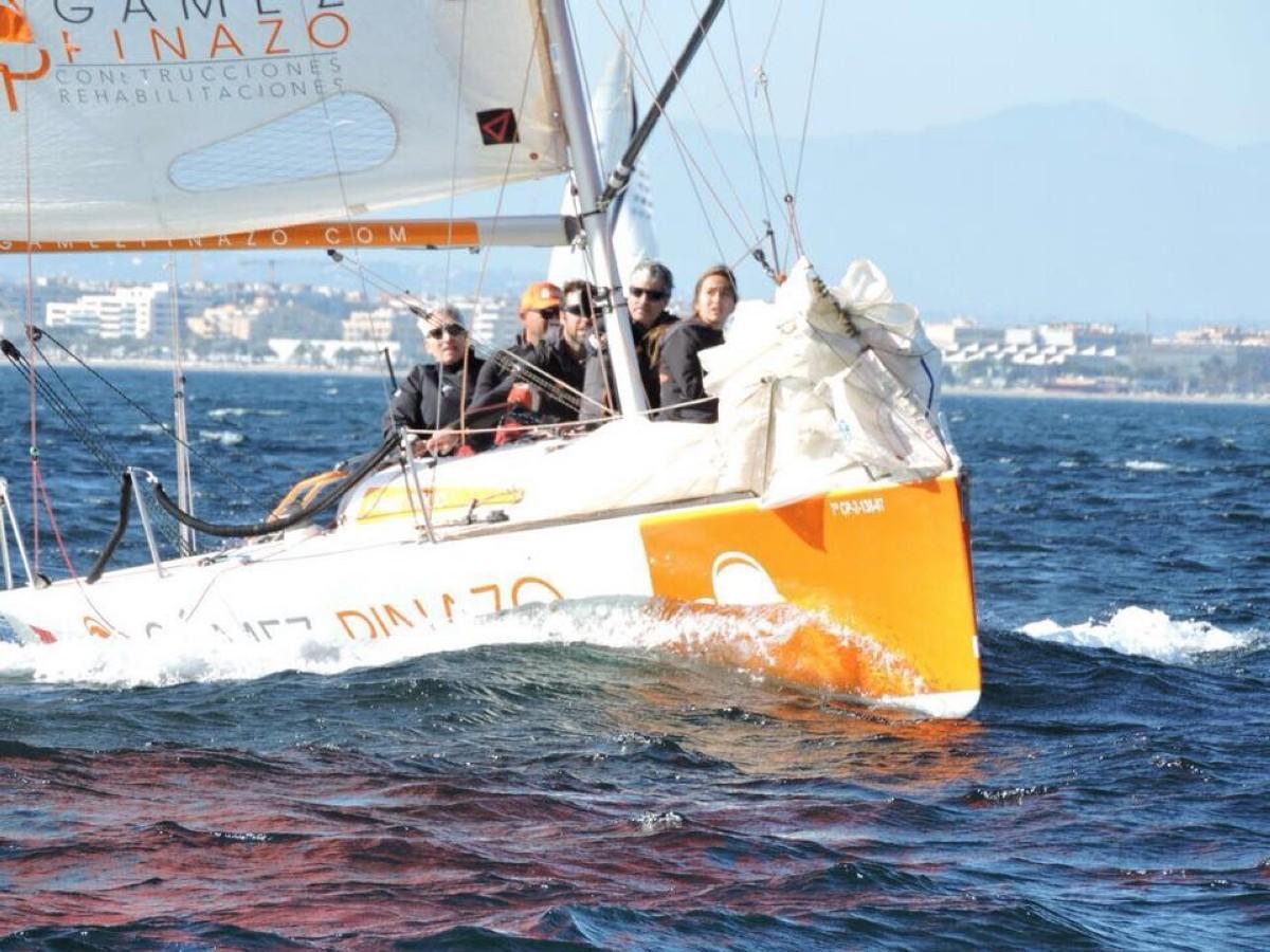 El I Trofeo de Vela J80 Spain Salud Excelencia