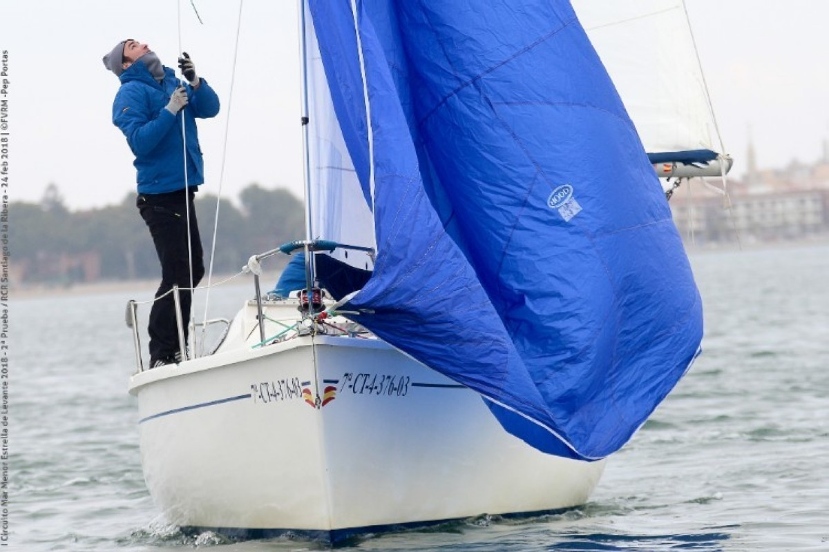 El II Circuito Mar Menor Crucero ORC, Trofeo Estrella de Levante