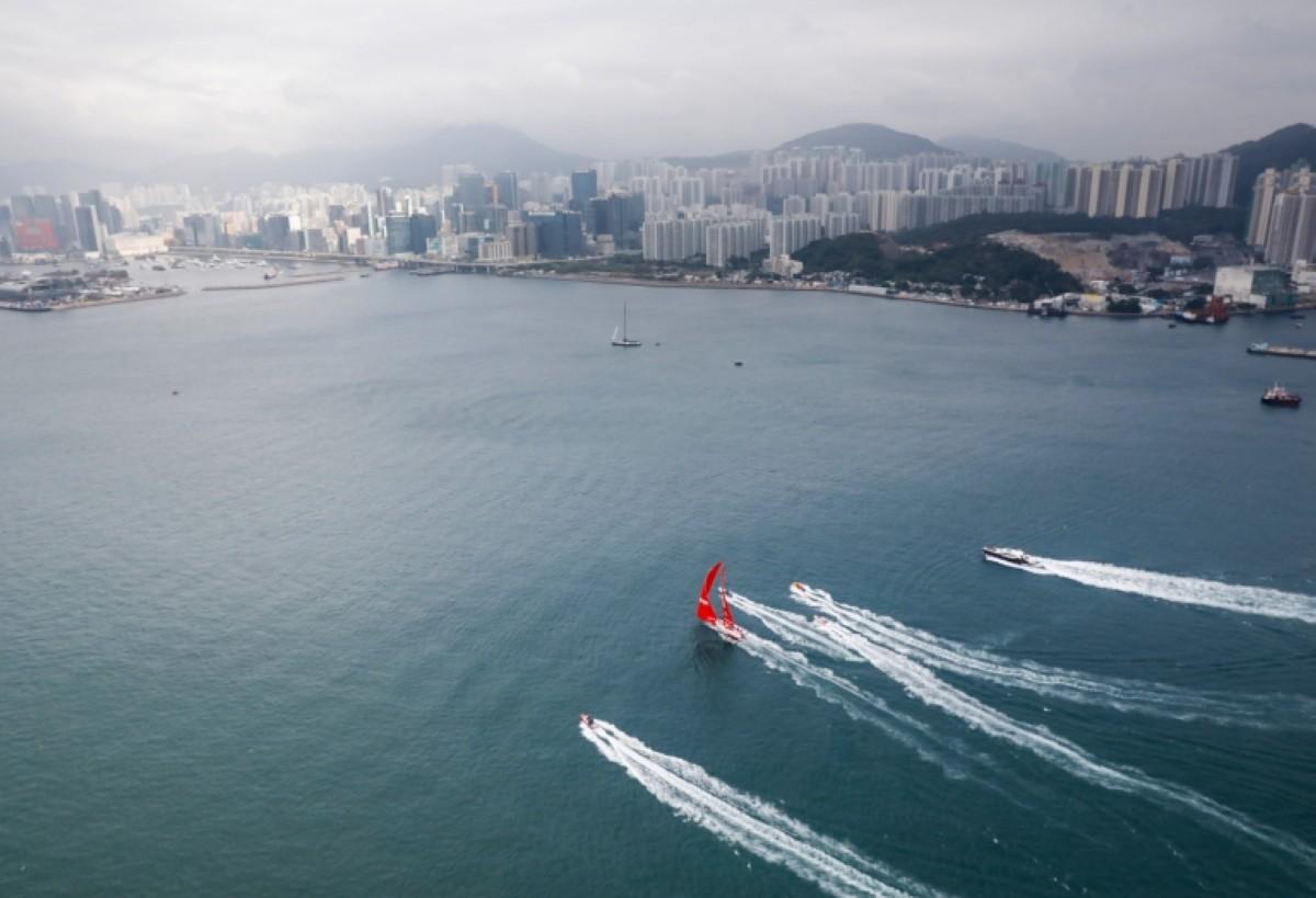 El MAPFRE concluye cuarto en Hong Kong y sigue líder