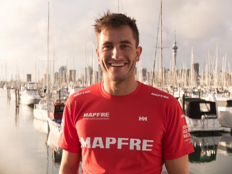 El MAPFRE ficha al neozelandés Blair Tuke