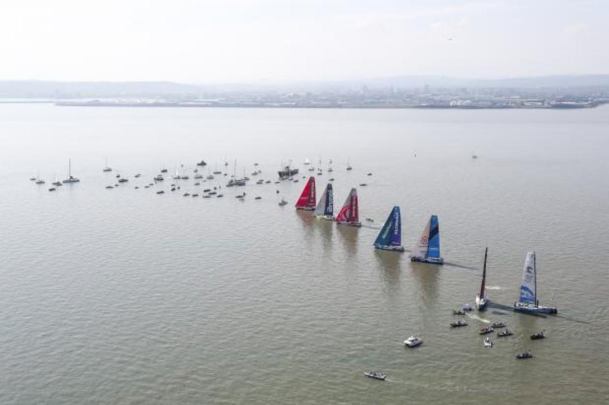 El MAPFRE lidera la etapa 10 de la Volvo Ocean Race