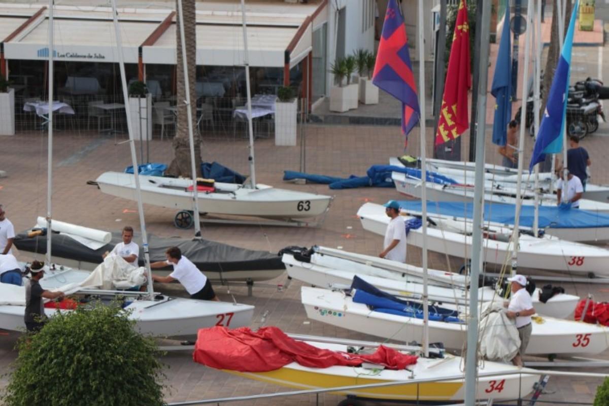 El nacional de Santiago de la Ribera con 72 barcos