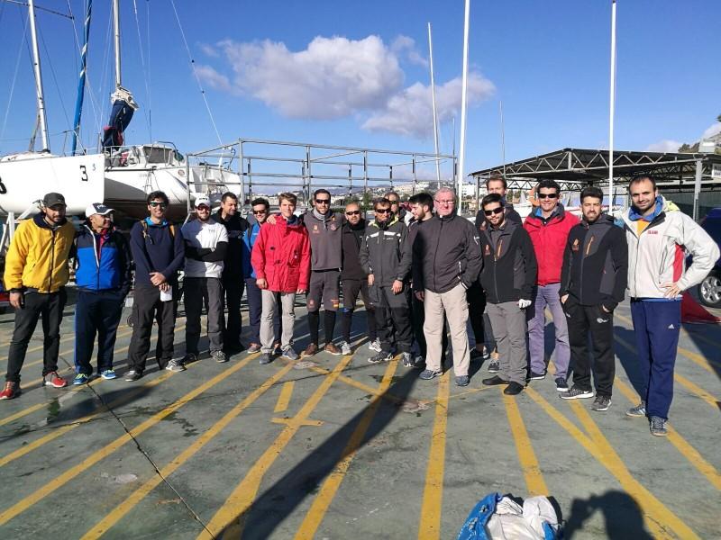 El Opportunity se impone en eI ORC Sportboats Championship