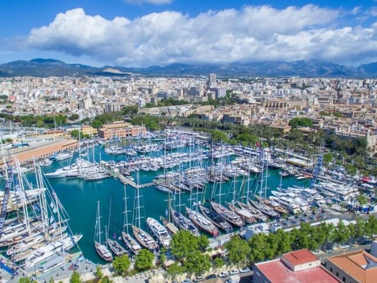 El Palma International Boat Show a punto