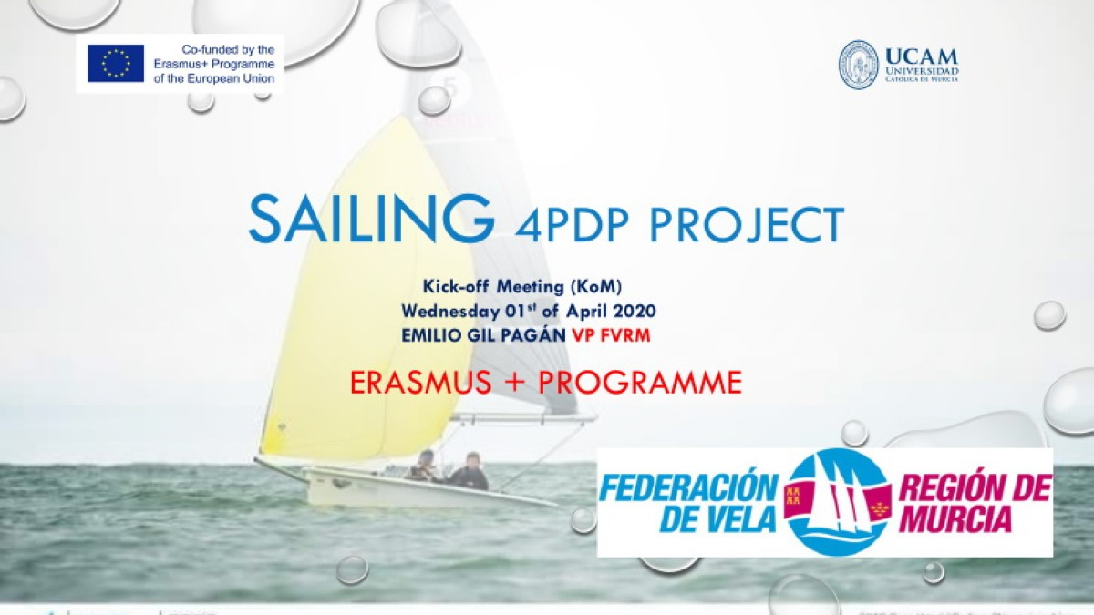 El proyecto Sailing for Physical Disable People es una realidad