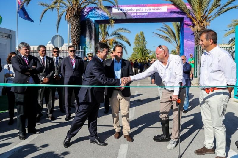 El Race Village de Lisboa ya está abierto