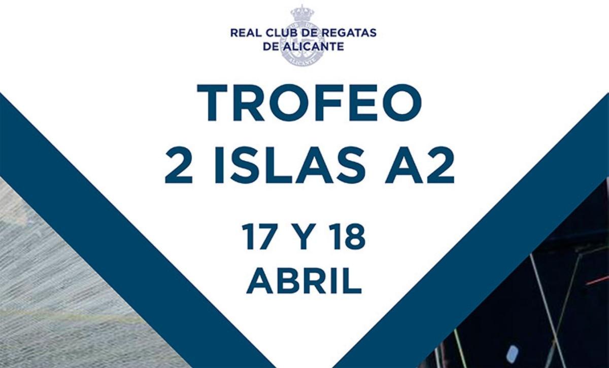 El Trofeo 2 Islas A2, regata ORC A2, ORC Solitario