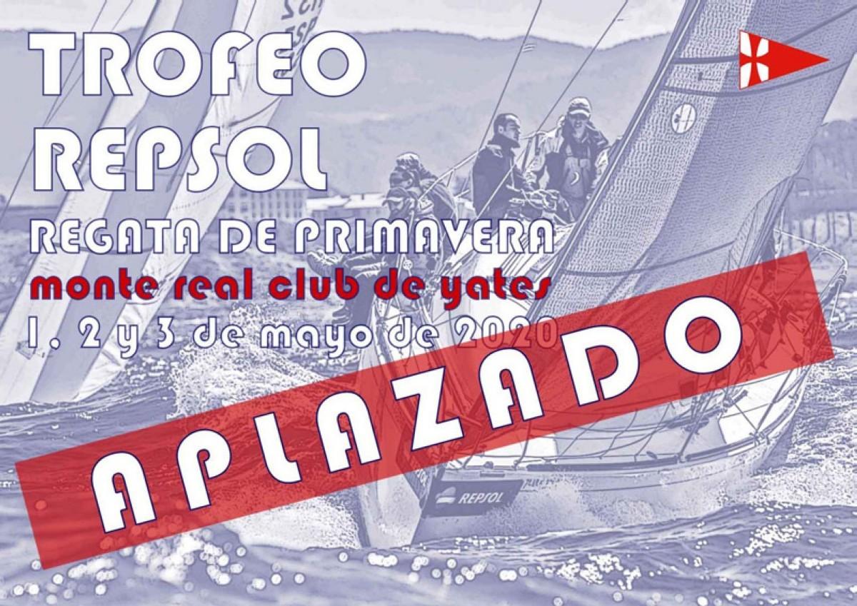 El Trofeo Repsol-Regata Primavera se aplaza