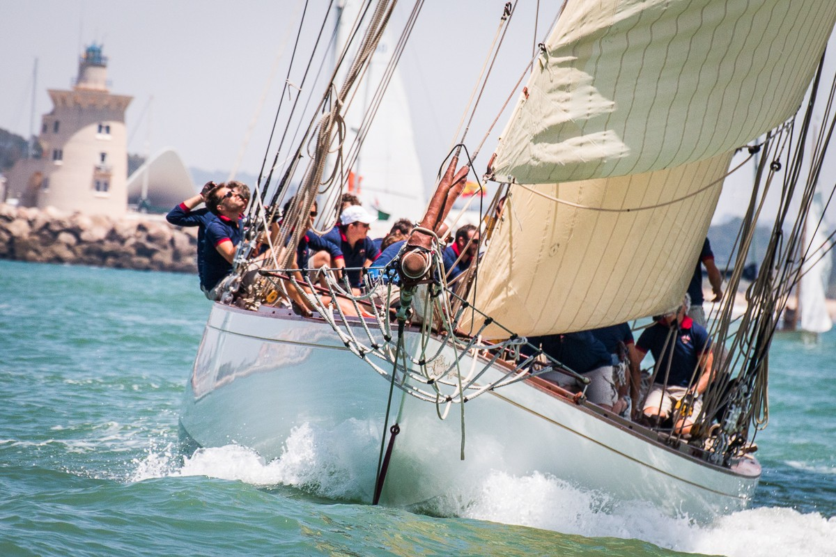 El Tuiga demostró su liderazgo en el Puerto Sherry