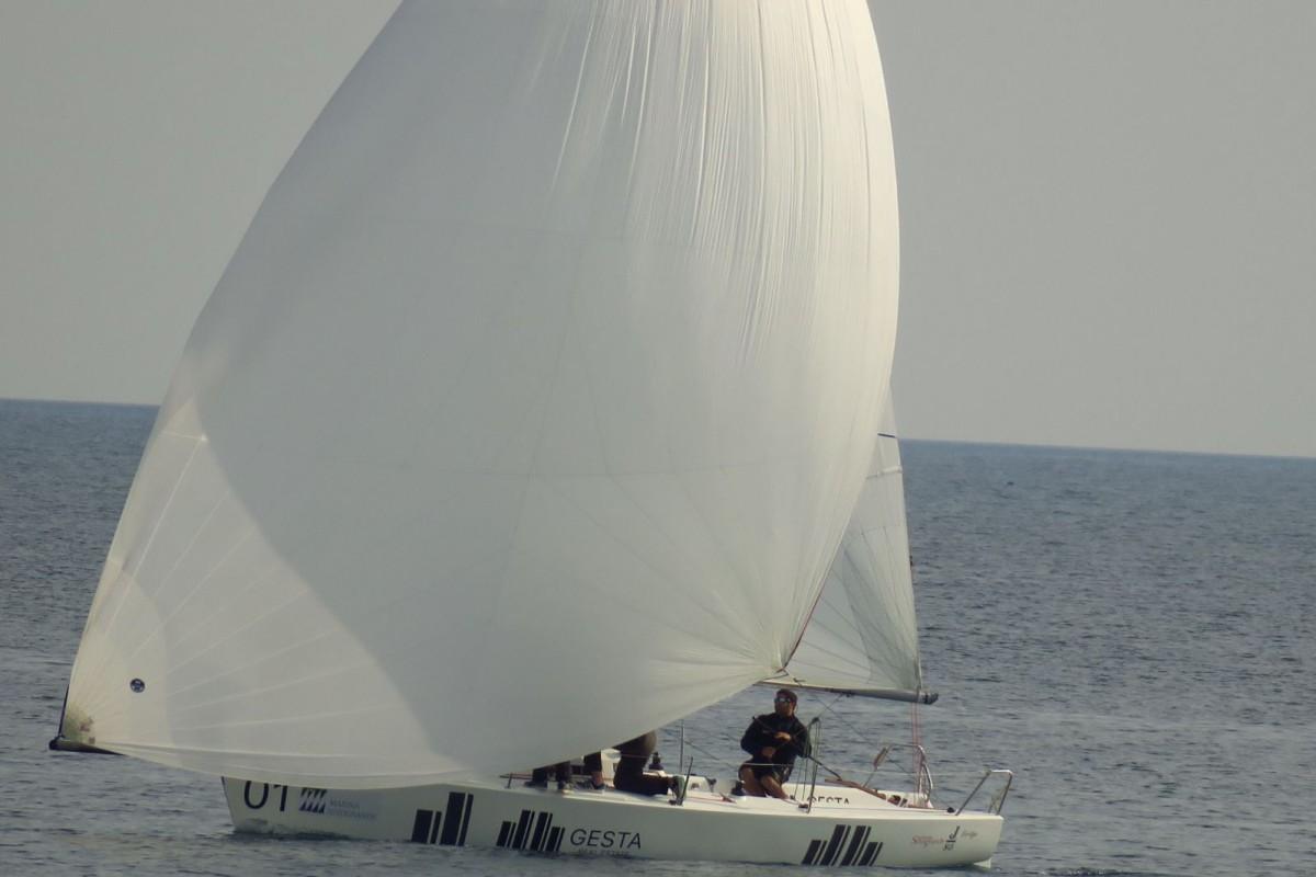 El último asalto al VII Circuito de J/80 Marina Sotogrande