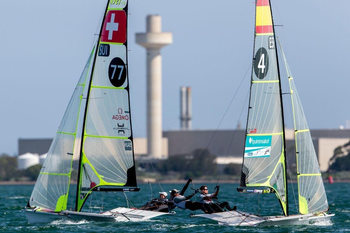 El último día de Mundiales promete tensión tras la falta de viento