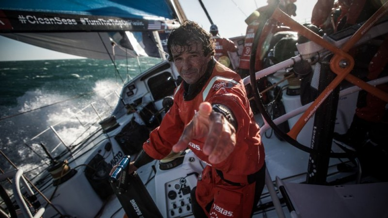 El Vestas 11th Hour Racing aguanta el liderato