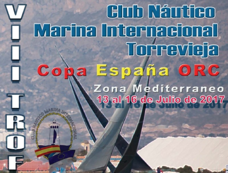 El VIII Trofeo Club Náutico Marina Internacional