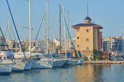 El VIII Trofeo Club Náutico Marina Internacional en julio