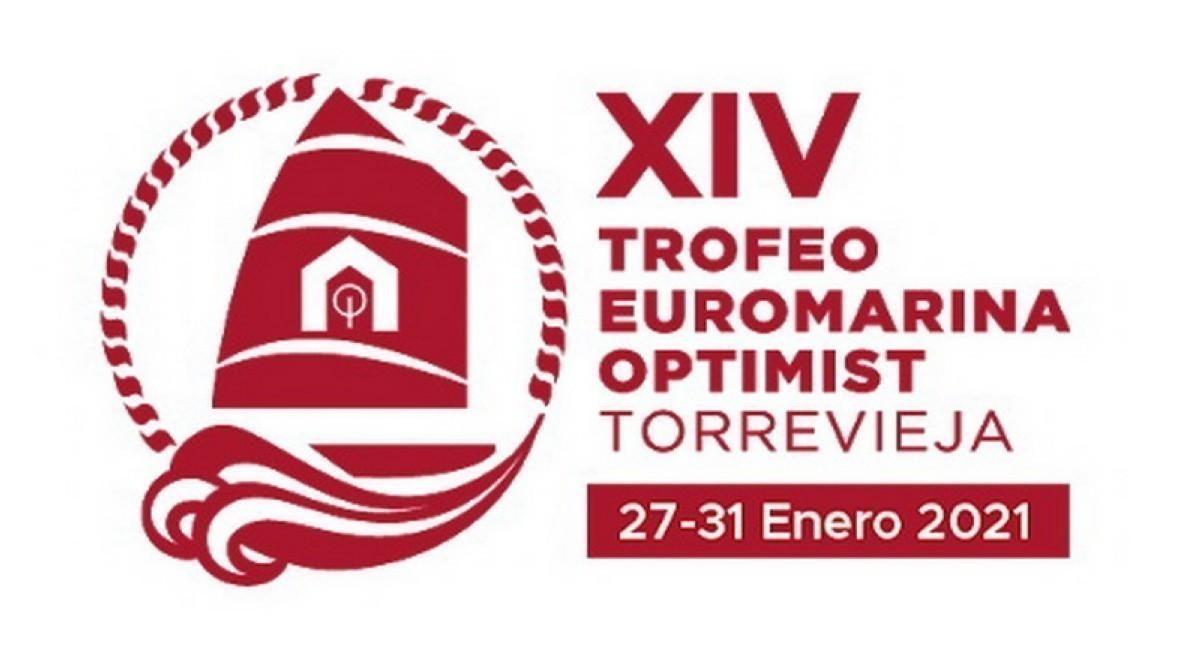El XIV Trofeo Euromarina Optimist 2021 se pone en marcha