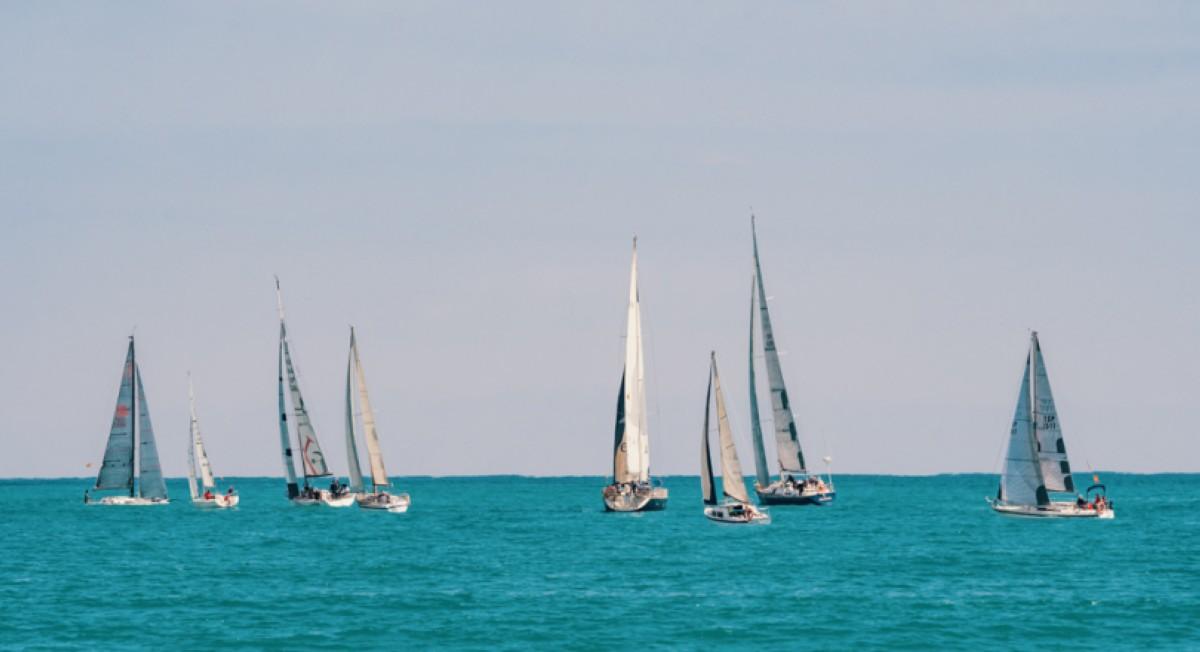 El XVIII Trofeo Aurora Cullera para el velero Barbablu