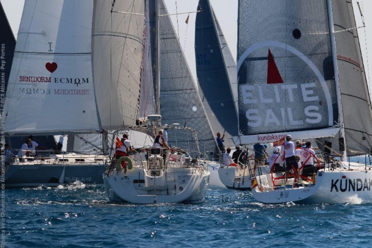 El XXIII Tabarca Vela Diputación de Alicante