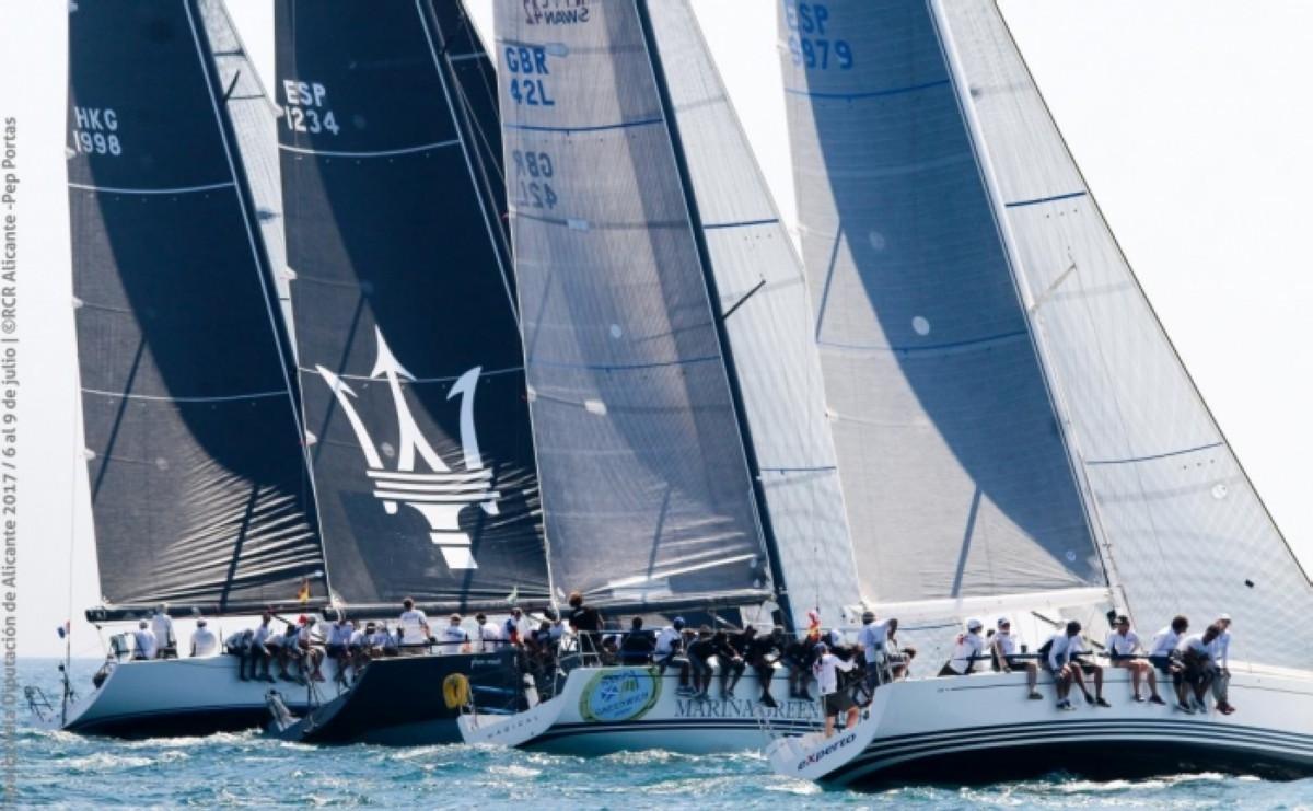 El XXIII TrofeoTabarca Vela Diputación Alicante