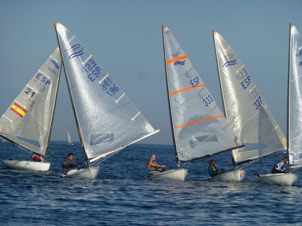 El XXIX Criterium nacional de Finn por el CN Islas Menores