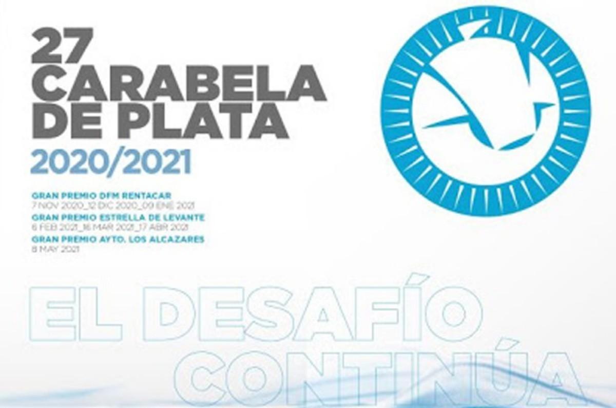 El XXVII Trofeo Carabela de Plata con siete pruebas