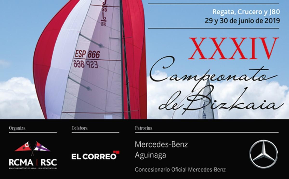 El XXXIV Campeonato Bizkaia de Cruceros en Getxo
