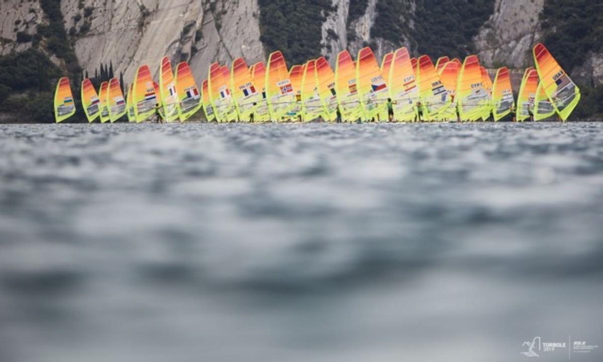 España acaba entre los veinte primeros del Mundial RS:X