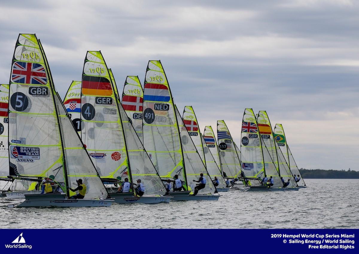 España mantiene las opciones de medalla en Miami