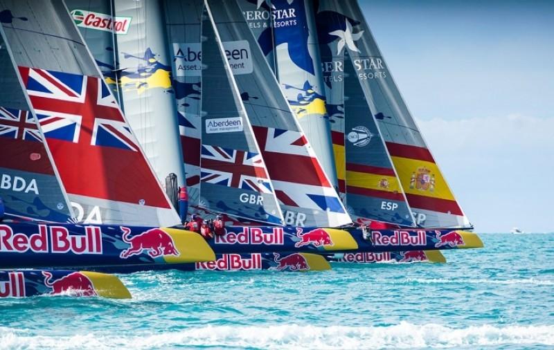 España sexta en la Red Bull Youth America s Cup