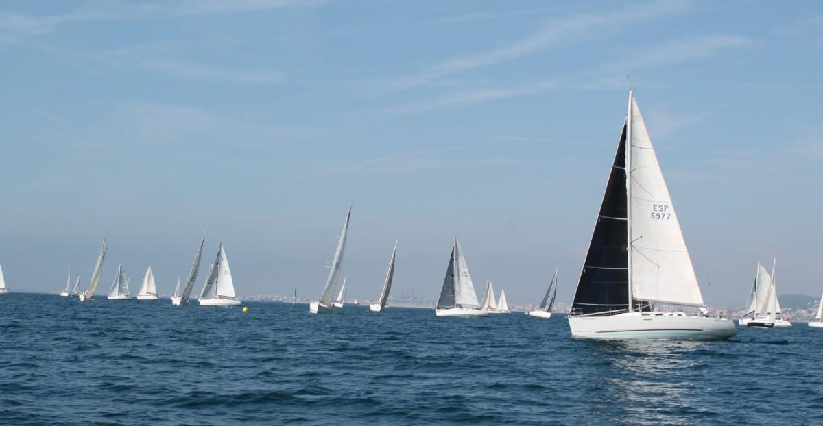 Éxito de participación en la XXVIII Regata Taberna del Puerto
