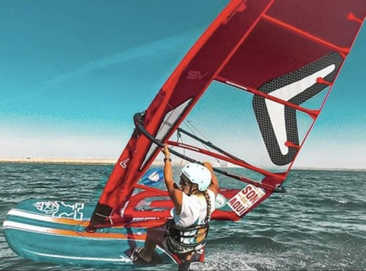 Finaliza el Campeonato de España de Open Foil y Raceboard