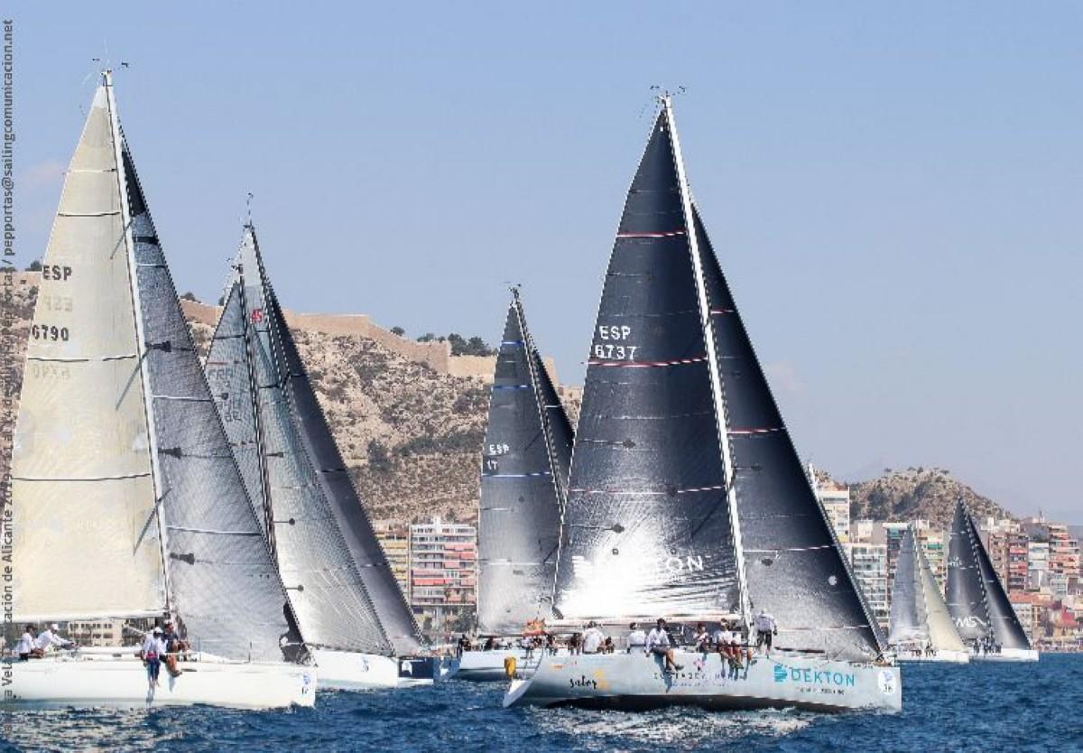 Finaliza el XXIV Tabarca Vela Diputación de Alicante