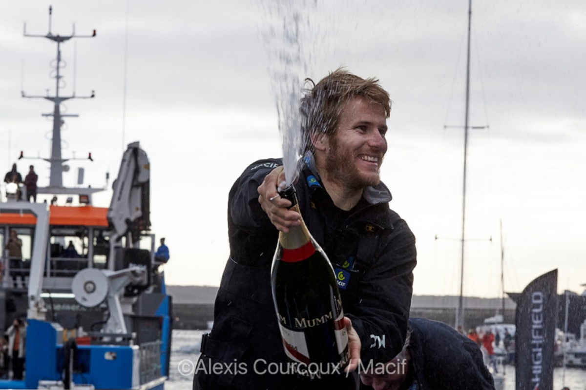 François Gabart: un récord por cada vuelta al mundo