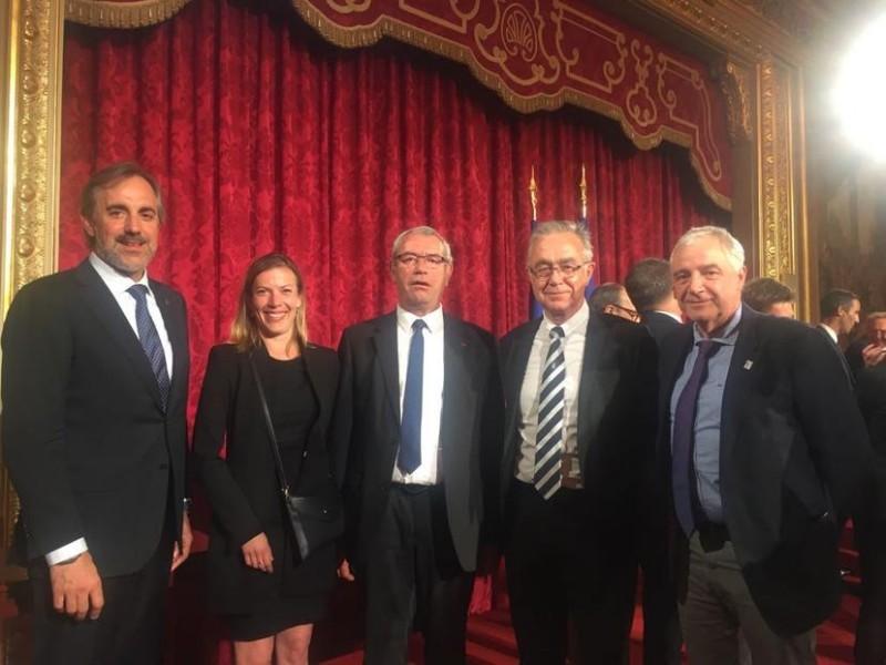 Francia rinde tributo a la Vendée Globe 2016-2017