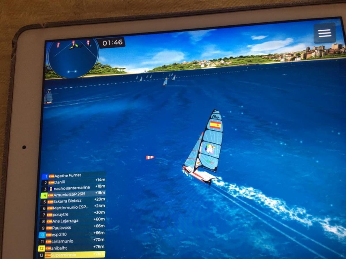 Gonzalo Iturbe gana el I Trofeo Virtual BBVA