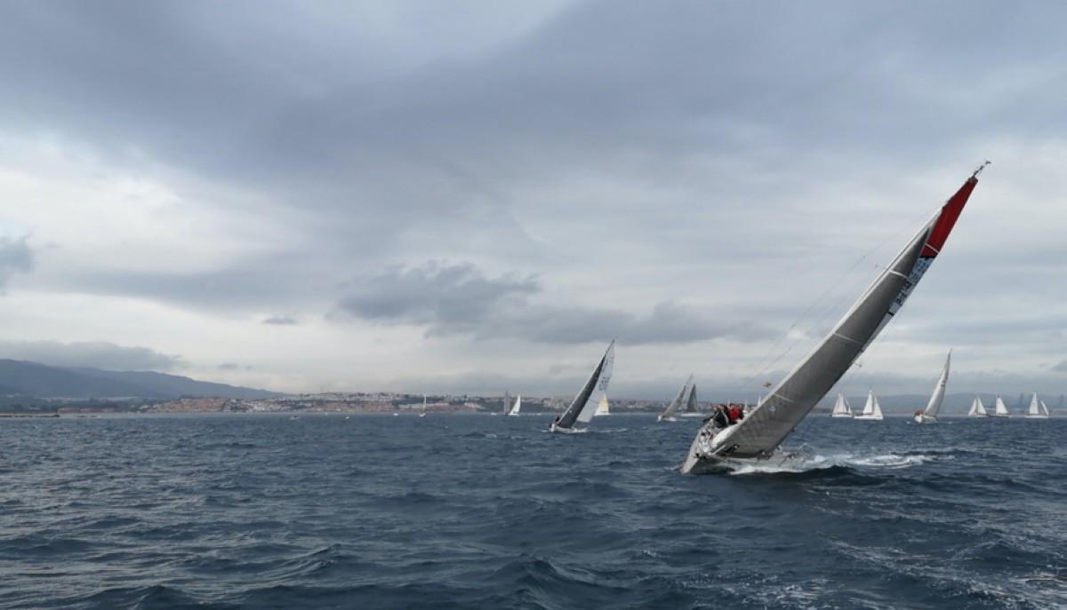 Gran arranque del X Campeonato Interclubes del Estrecho