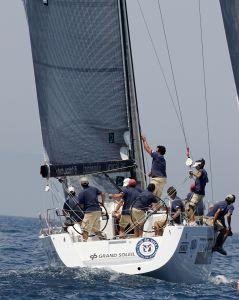 Excelente debut del Grand Soleil 46S en el  Campeonato de España de Cruceros