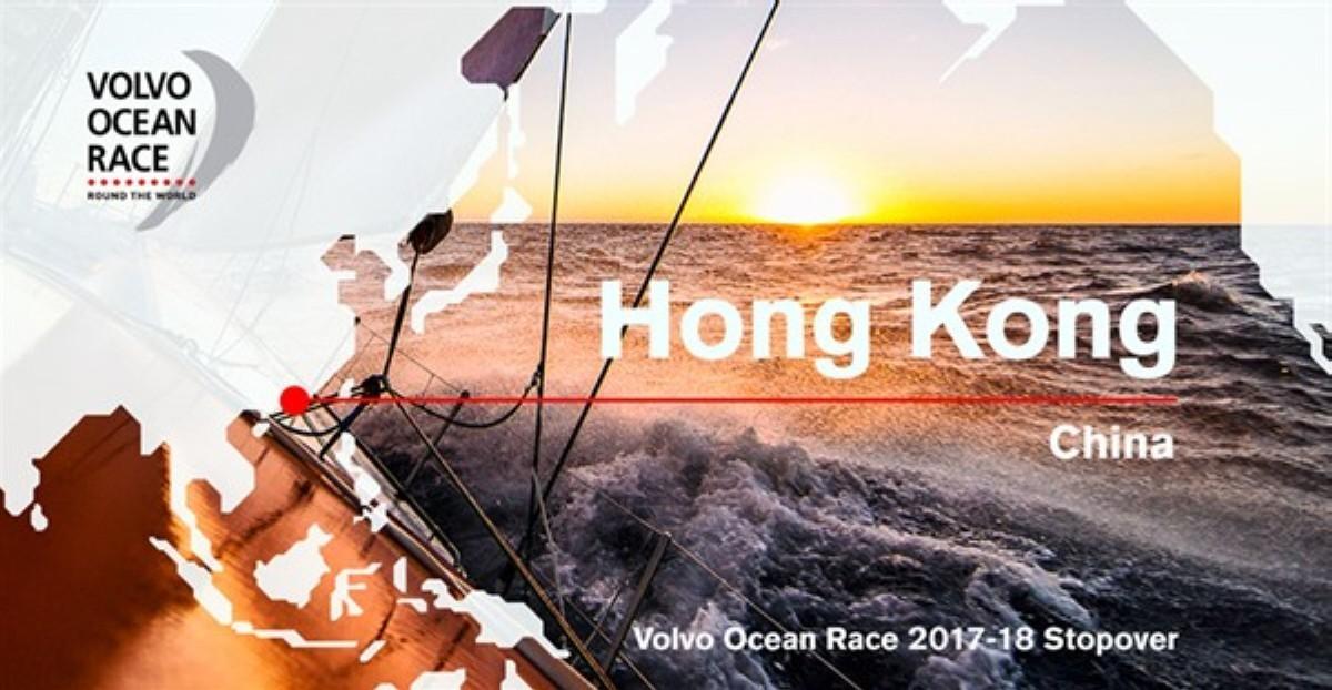Hong Kong debuta en la Volvo Ocean Race