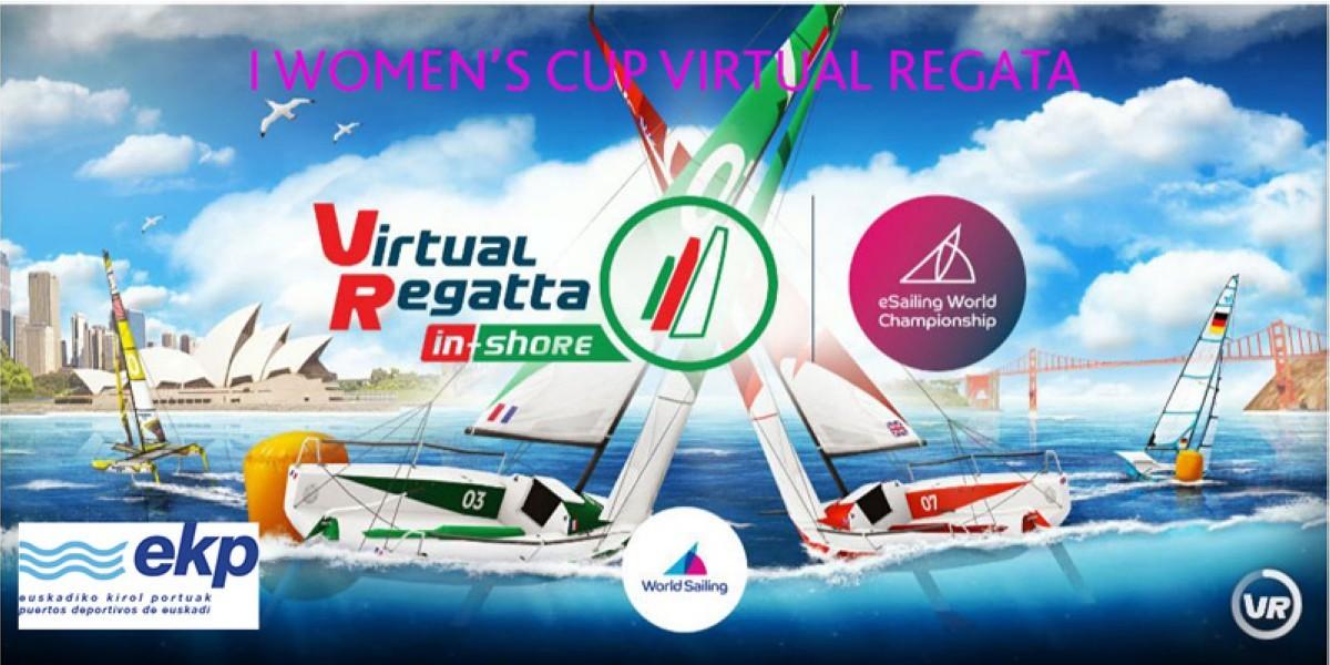 I EKP Women's Cup Virtual Regata RCMA-RSC